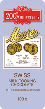 Menier Milk Chocolate