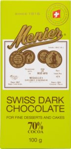Menier Dark Chocolate